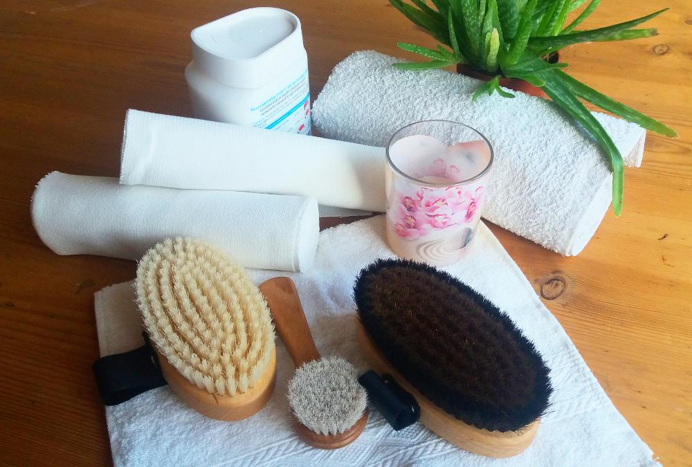 Klosterbürstenmassage in meinem Entspannungsstübla - Kommen Sie zu mir für Wellnessmassagen, Entspannung und Energiearbeit